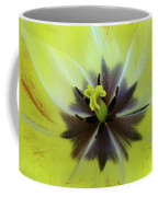 Yellow Tulip Macro Spring Floral Garden Baslee Troutman Coffee Mug