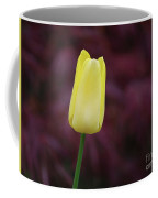 Yellow Tulip Perfection Ready To Blossom Coffee Mug