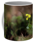 Yellow Violet Coffee Mug