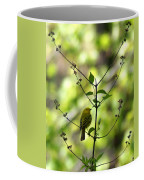 Yellow Warbler In A Tree 2 Coffee Mug