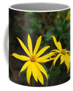 Yellow Wild Flower Coffee Mug