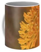 Yellow Xmas Tree Coffee Mug