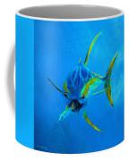 Yellowfin Tuna Three Coffee Mug