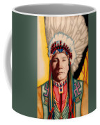 Yellowhead, A North America Indian Medical Practitioner Coffee Mug