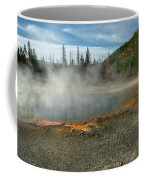 Yellowstone Colors #5 Coffee Mug