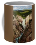 Yellowstone Falls  Coffee Mug