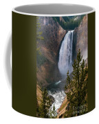 Yellowstone Grand Canyon Falls Coffee Mug