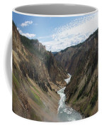 Yellowstone Grand Canyon Coffee Mug