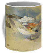 Yellowstone, Hot Springs, July 21, 1892 Coffee Mug