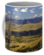 Yellowstone Landscape 2 Coffee Mug