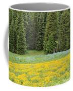 Yellowstone Meadow Coffee Mug