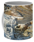 Yellowstone Mineral Features 3 Coffee Mug