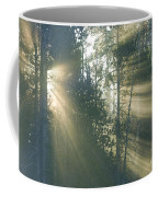 Yellowstone Morning Coffee Mug
