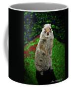 Yellowstone Pica Coffee Mug
