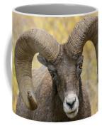 Yellowstone Ram Coffee Mug