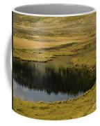 Yellowstone River Pond Coffee Mug