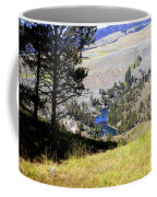 Yellowstone River Vista Coffee Mug