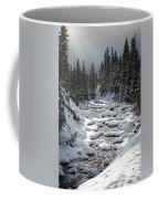 Yellowstone -  Soda Butte Creek Coffee Mug