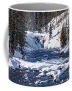 Yellowstone Winter One Coffee Mug