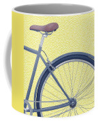 Yelow Bike Coffee Mug