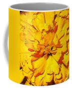 Yelow Tulip Coffee Mug