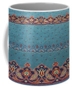 Yeni Mosque Prayer Carpet  Coffee Mug