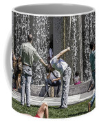 Yerba Buena Coffee Mug by Kate Brown
