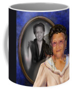Yester-me Yester-you Yesterday Coffee Mug by Reggie Duffie