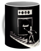 Yesterday - Beatle Paul Coffee Mug by Bill Cannon