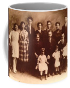 Yesteryears-grandfather Philip And Our Family Coffee Mug