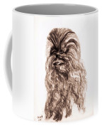 Yeti Has The Final Word Coffee Mug
