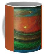 Yin Yang And Five Elements Coffee Mug