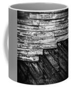 Yingyang Wall Detail Coffee Mug