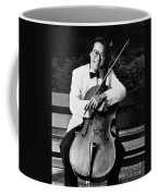 Yo-yo-ma (1955- ) Coffee Mug by Granger