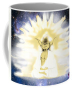 Yoda Budda Coffee Mug