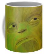 Yoda Selfie Coffee Mug