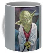 Yoda. Original Acrylic Coffee Mug