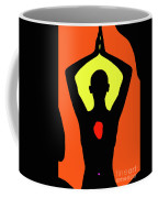 Yoga Lotus Coffee Mug