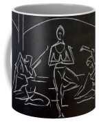 Yoga Coffee Mug