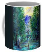 Yoga Tree Coffee Mug