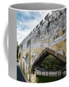 York City Roman Walls Coffee Mug