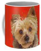 Yorkie 10 Coffee Mug
