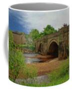 Yorkshire Bridge - P4a16015 Coffee Mug