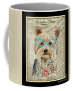 Yorkshire Terrier-jp3856 Coffee Mug