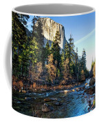 Yosemite Afternoon Coffee Mug