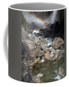 Yosemite Falls Rainbow Coffee Mug