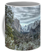 Yosemite National Park Tunnel View  Coffee Mug
