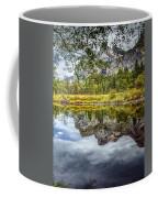 Yosemite Reflections Right Coffee Mug