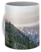 Yosemite Sunrise Coffee Mug