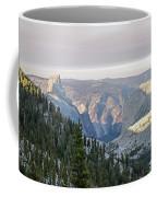 Yosemite Sunrise II Coffee Mug